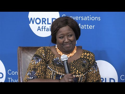 Agnes Binagwaho: Rwanda's Health Care Transformation: A Model for Success