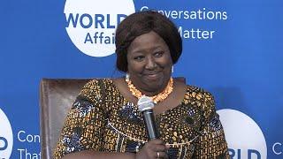 Agnes Binagwaho: Rwanda's Health Care Transformation: A Model for Success