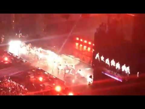 BTS WING TOUR 2017 CONCERT SYDNEY AUSTRALIA