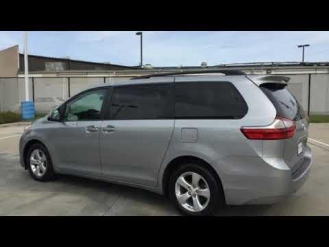 Used 2015 Toyota Sienna Houston TX Missouri City, TX #68139A