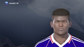 M. Desailly PES 2017 face & stats (France