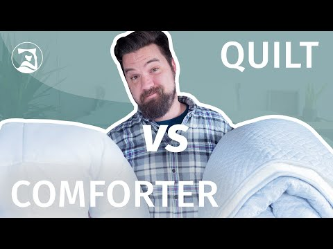 Quilt Vs Comforter - Which Reigns Supreme?