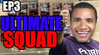 ADDING ONE OF THE BEST QB'S IN THE GAME TO THE TEAM! ULTIMATE SQUAD EP. 3 | MADDEN 18 ULTIMATE TEAM