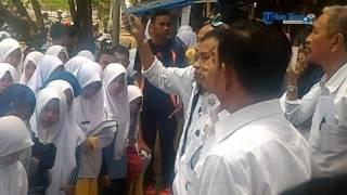 Gara-gara Siswa Mesum, Siswa SMA 1 Maros Mogok Belajar