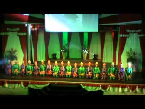 Club Med Bali Indonesian show 17 August 2012