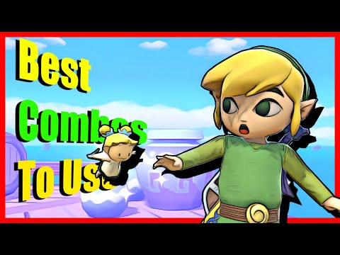 TOON LINK BNB COMBOS - Toon Link Guide For Smash Ultimate