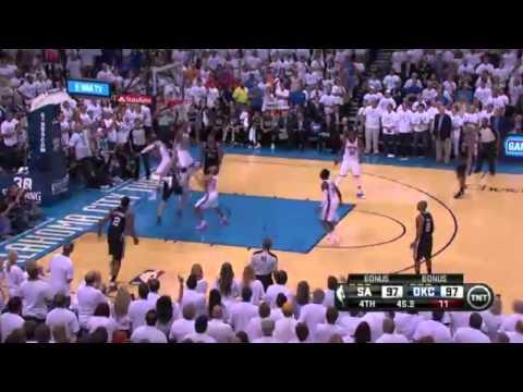 Spurs vs Thunder 2014 game 6 Full Game Highlights HD
