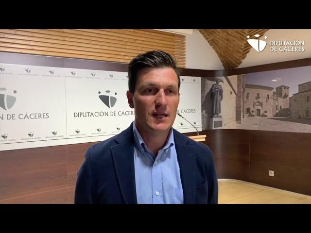 👷🏻♂️🚧🚗 PLAN DE CARRETERAS 2021, Diputación Provincial de Cáceres