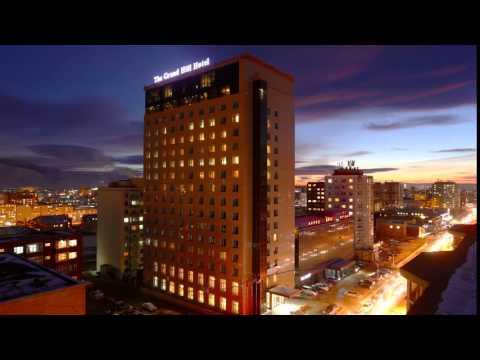 The grand hill hotel in ulaanbaatar mongolia youtube for Decor hotel ulaanbaatar mongolia