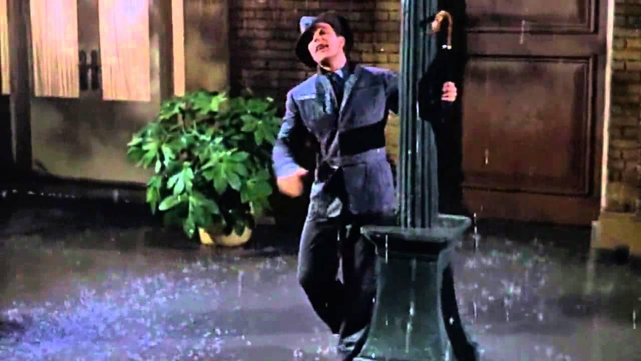 Resultado de imagem para cantando na chuva