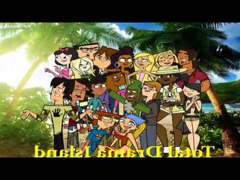 Total Drama Island opening theme high quality