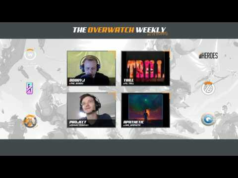 The Overwatch Weekly #09 - Trill, Project & Apathetic