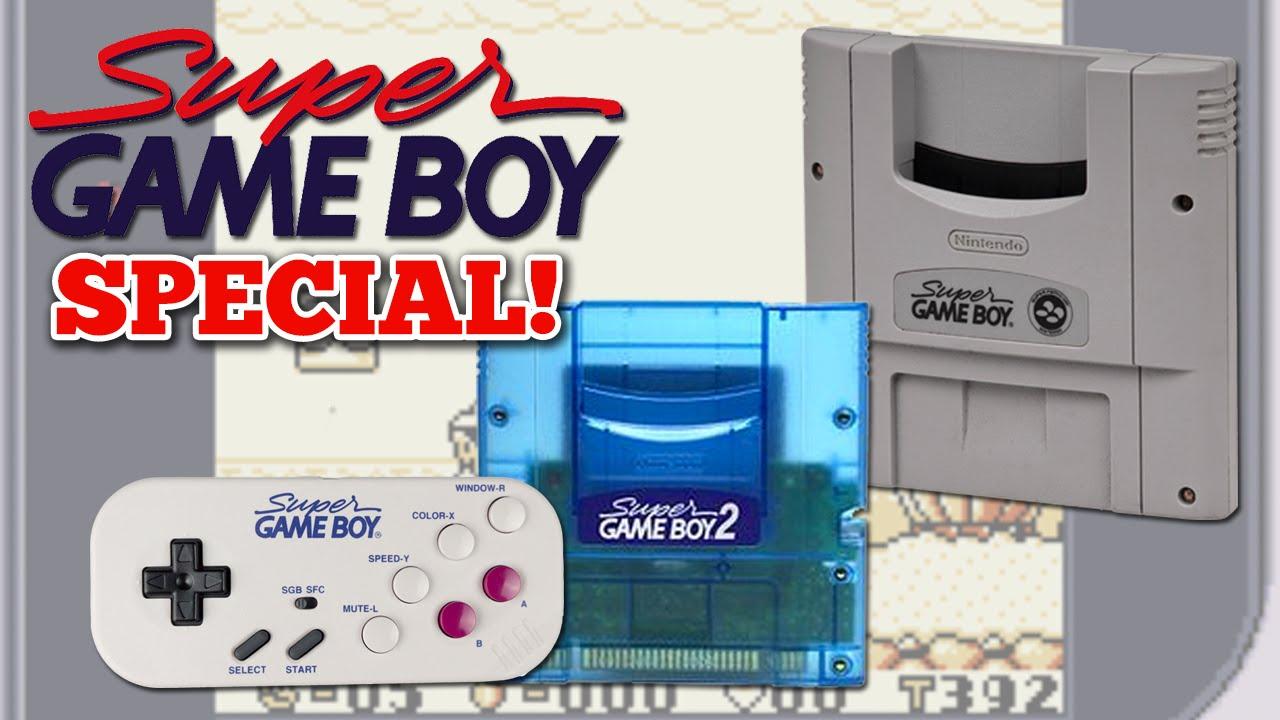 Game boy color palette - Super Game Boy 1 2 Review Unboxing Comparison Super Gameboy Commander