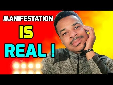 Manifestation Is REAL (Live)