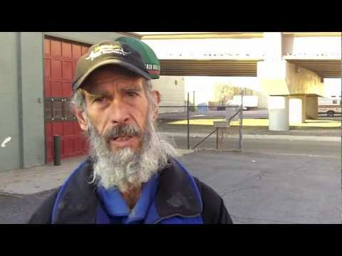 """Homeless Man Radio Voice Ted Williams NO! """"Cowboy"""" James Richter Starts Last Day Ministry!"""