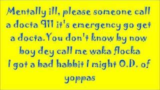 Waka Flocka - For My Dawgs Lyrics