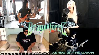 Dragonforce - Ashes Of The Dawn Cover