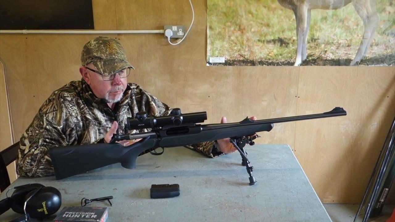 Sauer S404 Bolt Action Rifle (part 1)