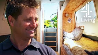 Cute & Quirky Living Spaces | George Clarke's Amazing Spaces