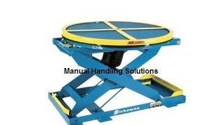 bishamon ez 40 loader ezloader www bishamon ez loader co uk manual handling solutions