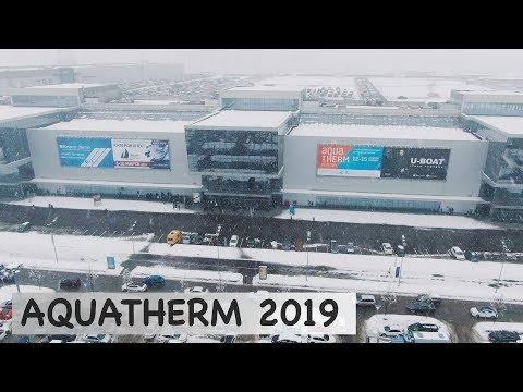 Обзор прошедшей выставки Акватерм 2019. Aquatherm Moscow 2019 в высоком качестве 4K