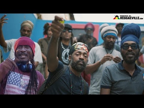 Legal feat. Lutan Fyah & Norris Man - Live There [Official Video 2017]