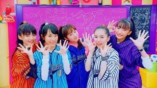 おはガール from Girls²(Oha Girl from Girls²) - 走れ!月火水木金曜日!(Hashire! Getsukasuimokukinyoubi!) YouTube ver. thumbnail