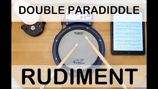 Double Paradiddle