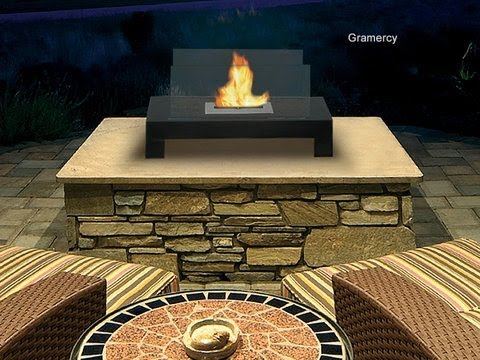 Anywhere Fireplace - Ventless Fireplace