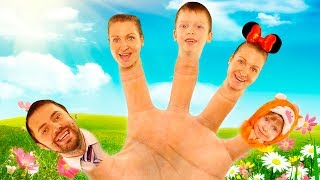 Finger Family Song Daddy Finger Best Video Nursery Rhymes Songs for Kids