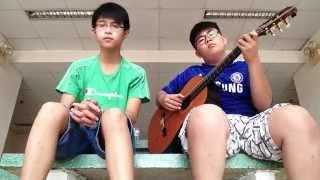 Bước chân lẻ loi (guitar cover)- The 3TTV