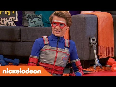 Kid Danger's Identity Revealed to the ENTIRE School! 😲 Henry Danger | Nick