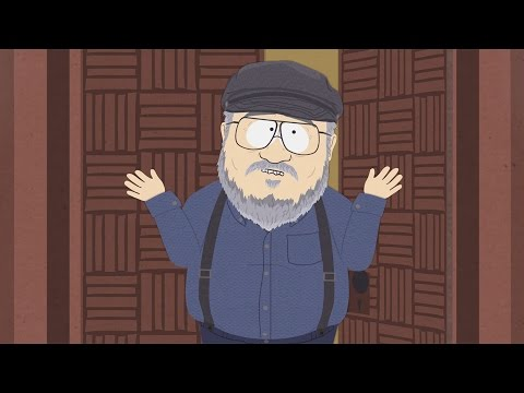 "George R. R. Martin: ""They should"