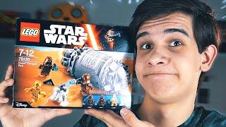 LEGO Star Wars ДРОИДЫ - НАБОР НА ОБЗОР (75136)
