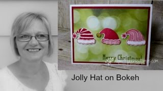 Stampin'Up! Jolly Hat