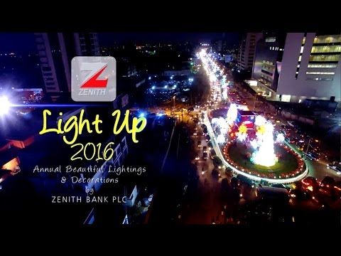 ZENITH 2016 LIGHT-UP CEREMONY