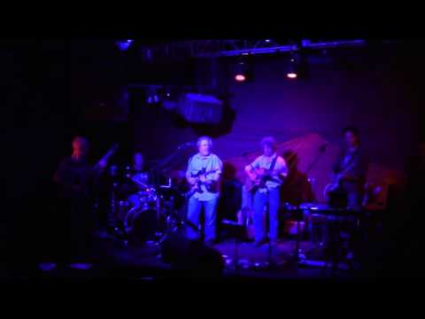Acton Street Ramblers perform at Milk Bar on Aug 28, 2016