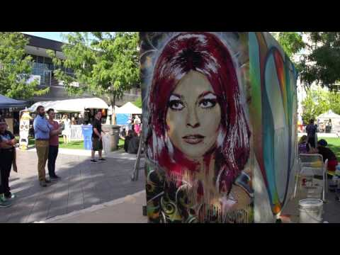 Urban Arts Festival - Utah's Largest free Arts Event