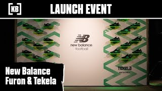 New Balance Furon & Tekela Launch Event | Kitbag