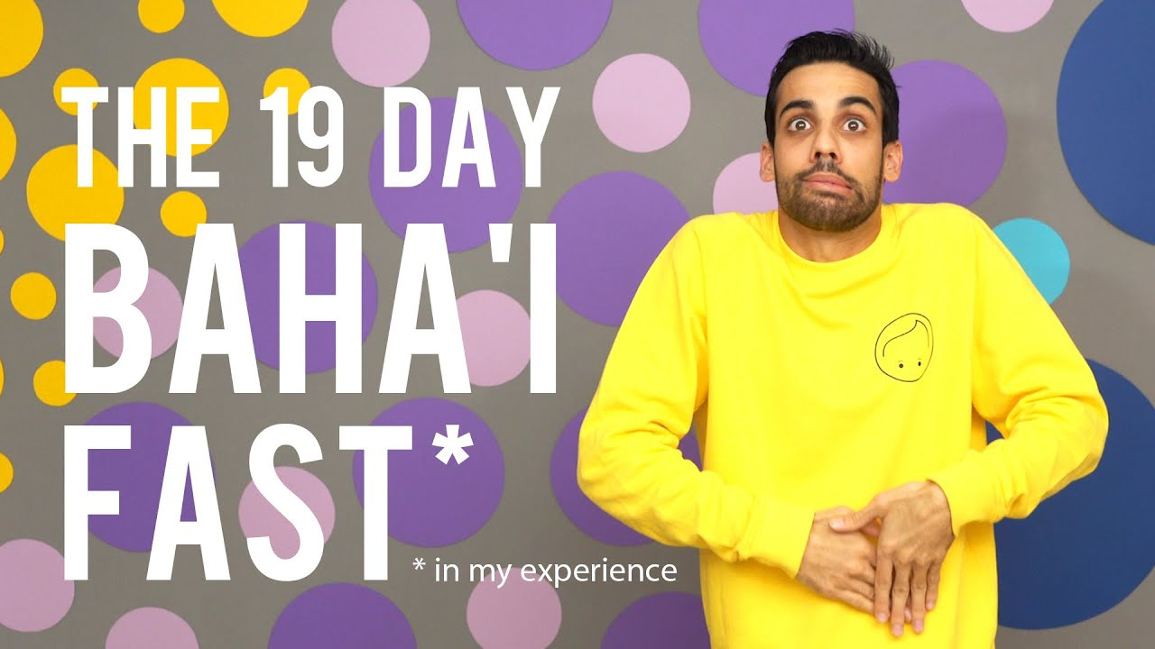 My 19 Days of Fasting