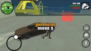 GTA San Andreas rumbo al 100% (14/38)