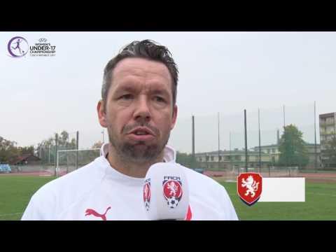 Mistrovství Evropy hráček do 17 let 2017  v České republice