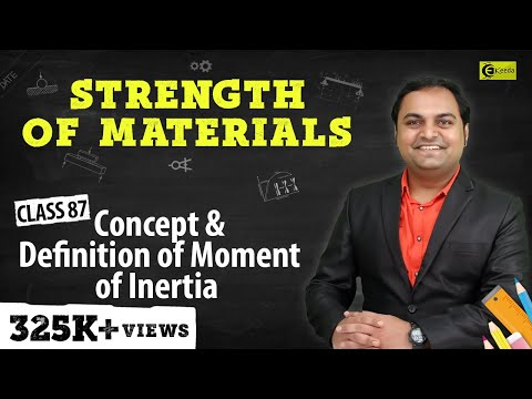 Concept & Definition of Moment of Inertia