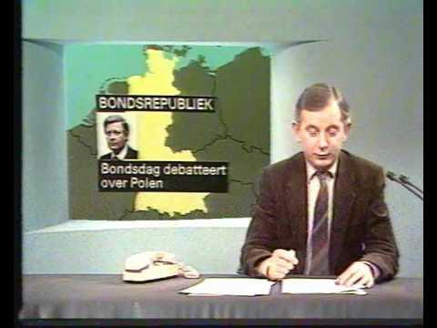 Nos Journaal 14-01-1982 - YouTube
