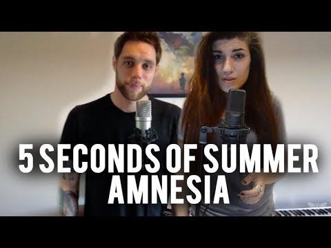 5 Seconds of Summer - Amnesia | Christina Rotondo Cover & Sound Made Clearer
