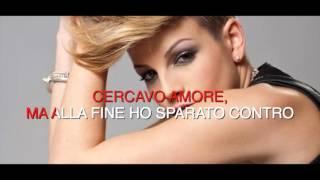 Emma Marrone - Cercavo Amore - Karaoke con testo