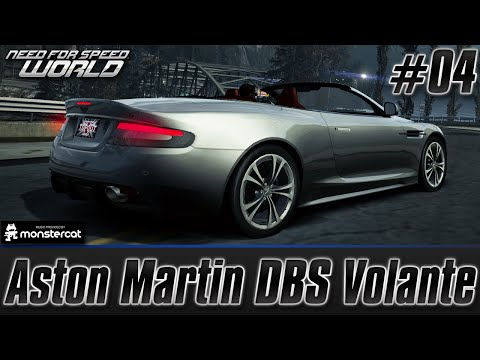Need For Speed World: The Final Goodbye #04   Aston Martin DBS Volante [60 FPS]