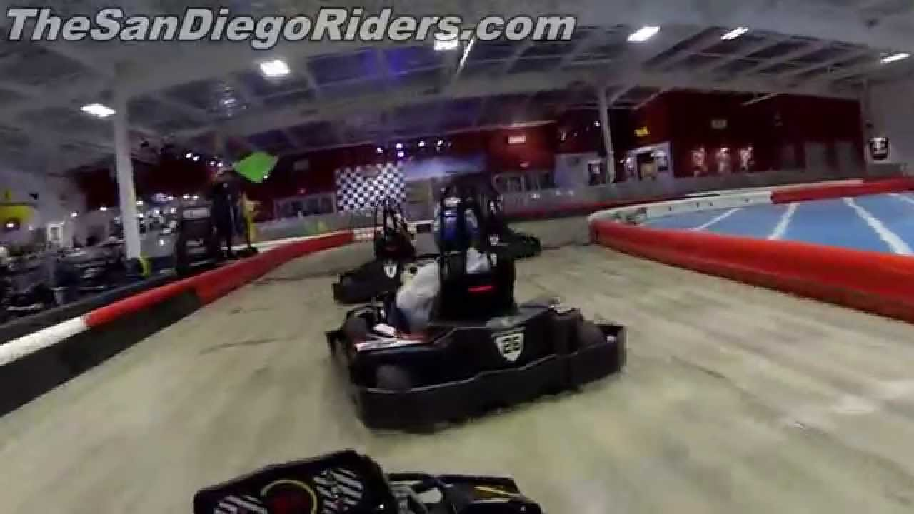 Reviews on Go Kart Racing in San Diego, CA - K1 Speed, Socal Supermoto, Xtreme Adventures, Boomers, Balboa Park Miniature Railroad, Pelly's Mini Golf, Invasion Laser Tag, Lone Jack Track.