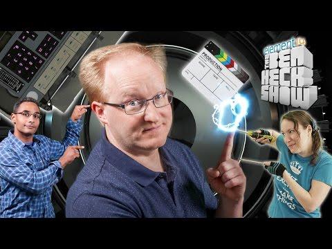 Ben Heck's Sci-fi Movie Prop