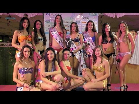 Miss Reginetta d'Italia Veneto 2017 Sfilata Bikini, e Casual 3^ selezione Plemic Parco Città Vicenza